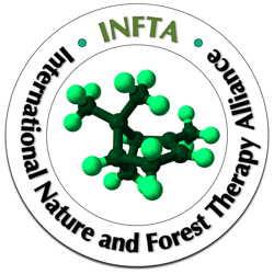 INFTA badge